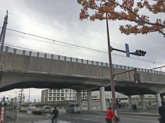 大成町架道橋